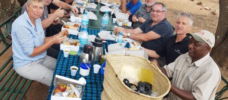 serengeti picnic lunch