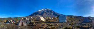 camping kilimanjaro machame route