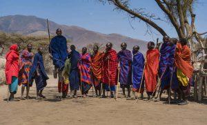 ngorongoro masai tour trip