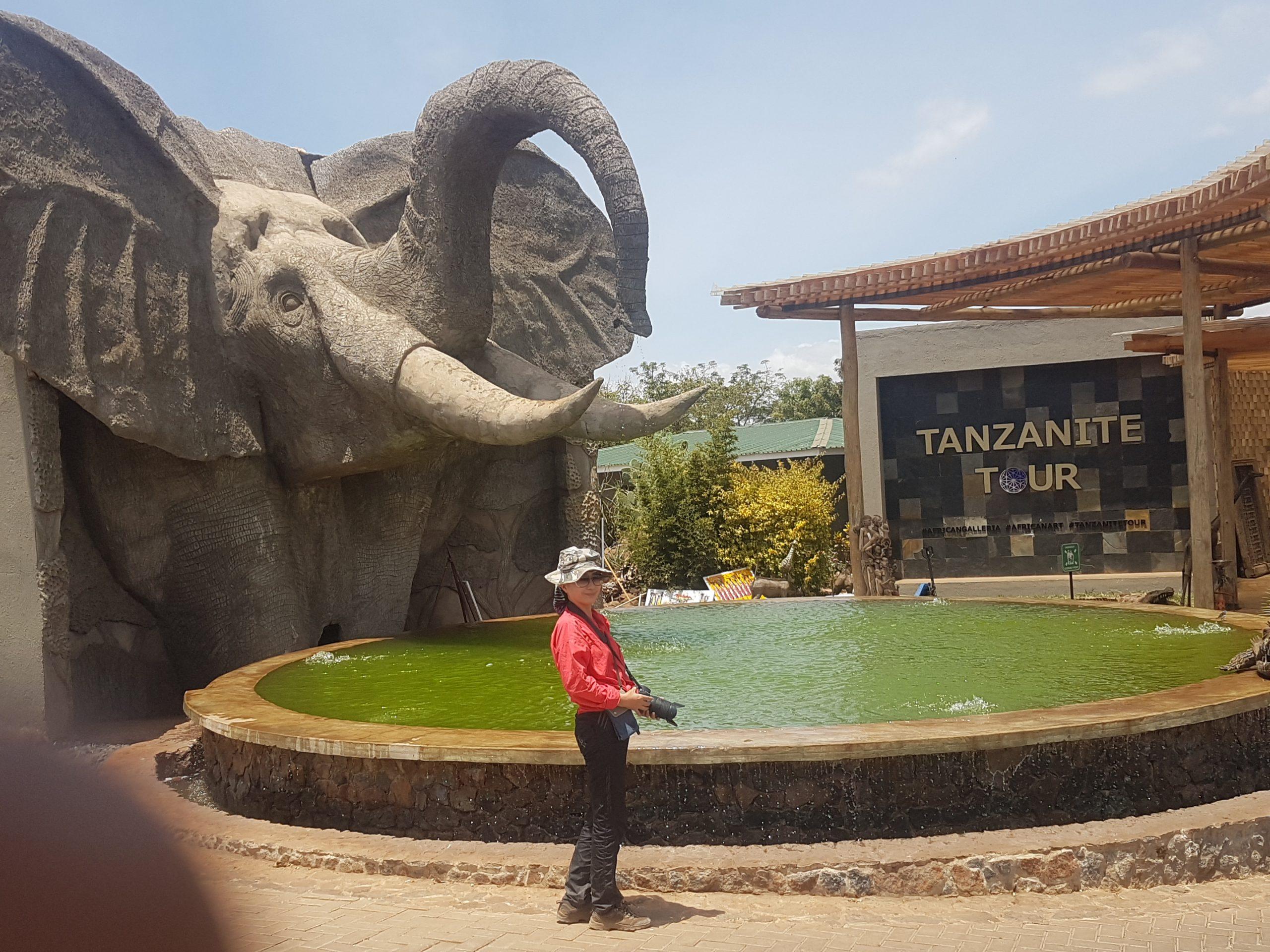Tanzanite gallery