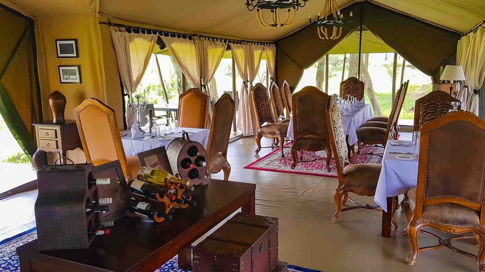 Ole Serai Luxury Camps - Turner Springs