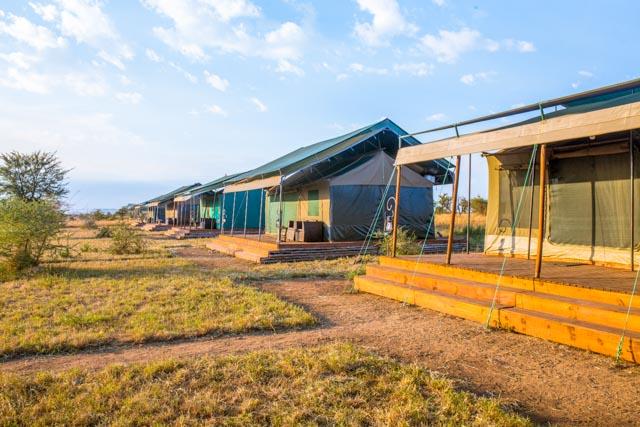 Serengeti Heritage Luxury Tented camp