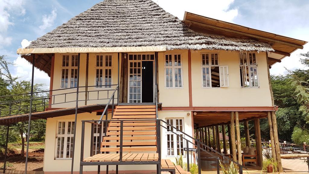 tanzania luxury lodge eileens