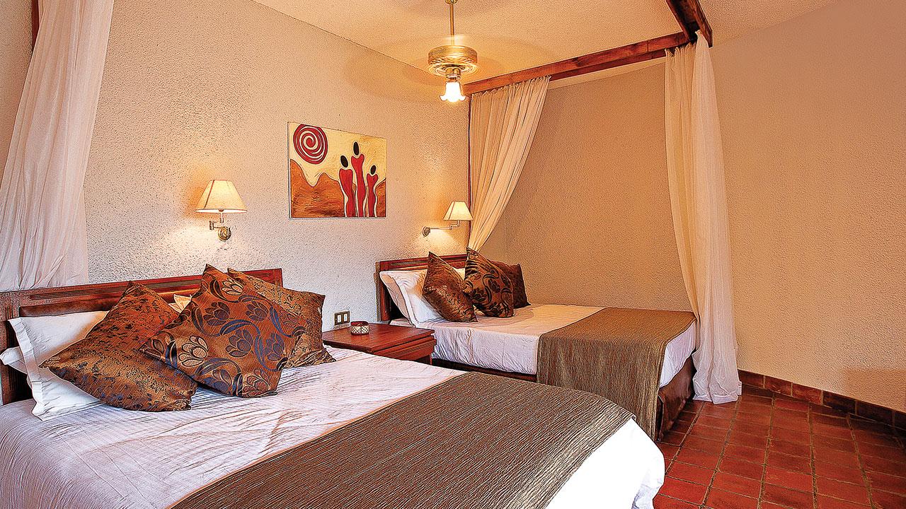 tanzania luxury lodge